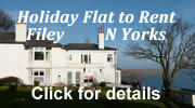 Rent flat in Filey