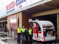 Leigh Rotary Club Christmas collection at Tesco (3)