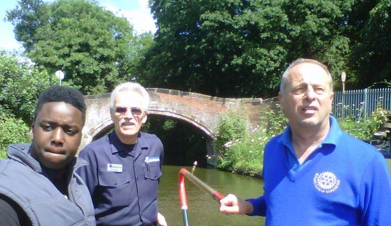 Canal-warrington