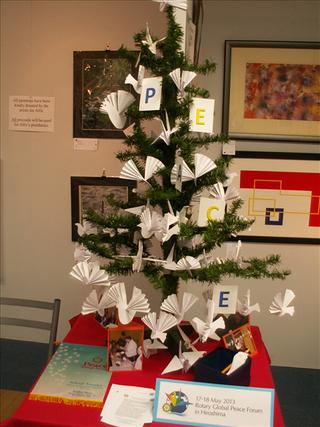 Peace Dove tree (Copy)