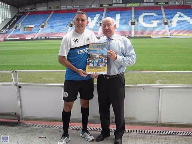20130903 Terry and Footballer Run4alife