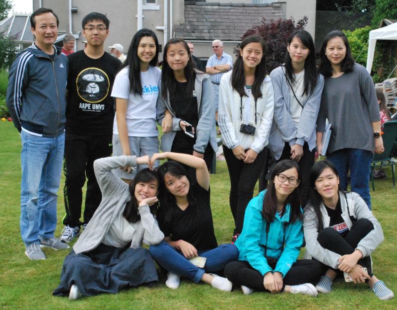 Macau Students