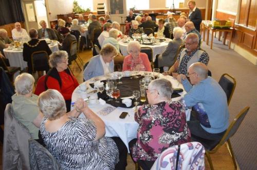 Bury Rotary Senior Citizen Xmas 2016 2