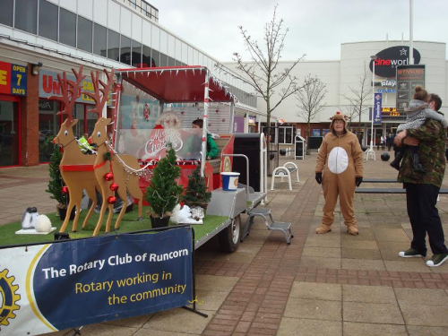 Runcorn Rotary Santa
