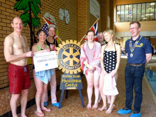 Macclesfield Castles Rotary Swimathon