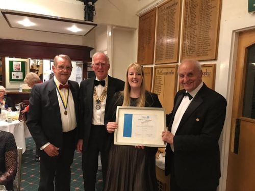 Bolton le Moors Rotary Interact Charter
