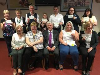 Wigan winners