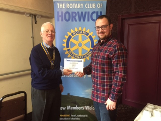 Horwich Rotary Urban Outreach 2017