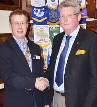 James Anderton President & Andrew Smith