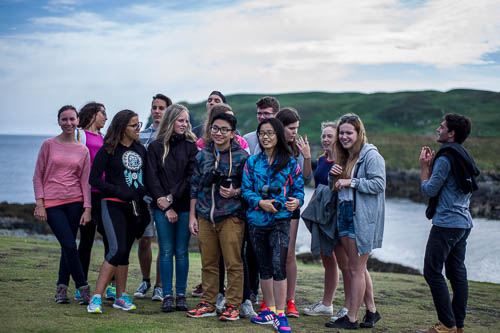 Rotary District 1285 Summer Camp 2016 at The Sound, Isle of Man - 22 July 2016 (2)