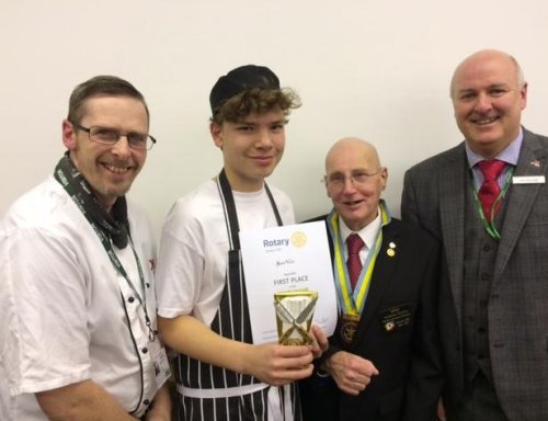 Congleton Young Chef 2