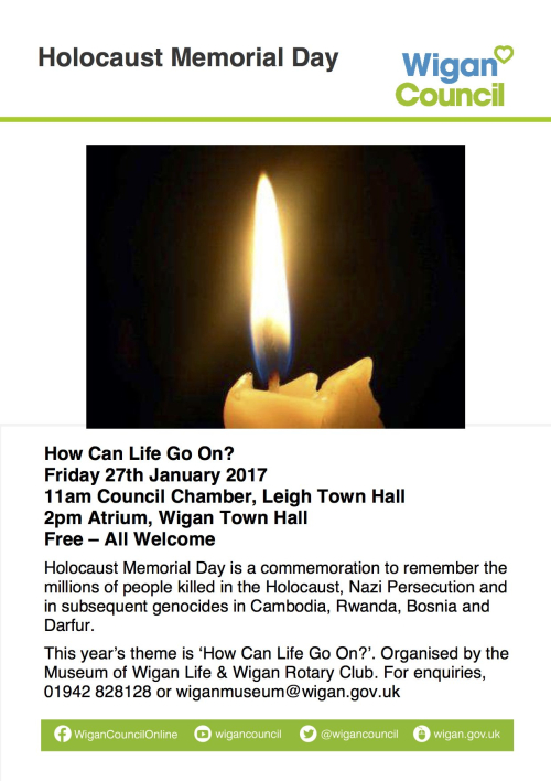 Wigan Holocaust