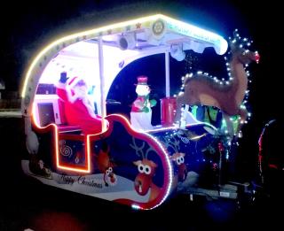 2017-12-20 Santa Sleigh