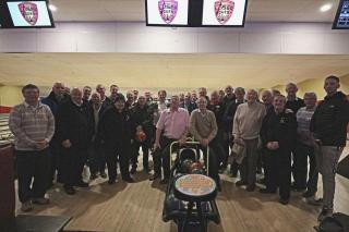 Ten pin bowling March 2018