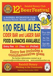 Rainhill-Beer-Festival