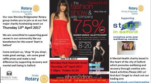 Worsley Rotary Satellite Fashion Show