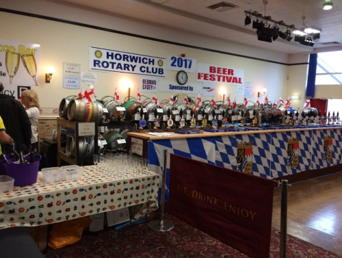 Horwich Rotary Beerfest 2017 3