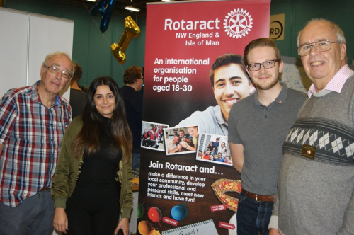 Salford Rotaract Recruitment