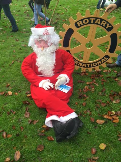 Hyde Rotary Santa