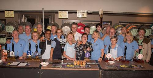 Warrington beer fetsival 2017