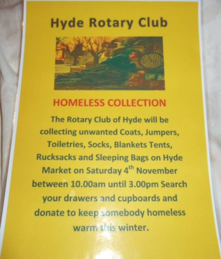 Hyde Homeless Collection