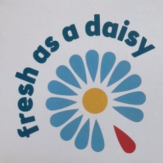 Fresh as a daisy