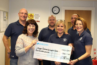 Alsager Rotary Satellite 2017
