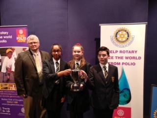 Senior PSC winners