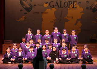 Oldham Rotary Primary School Choral Speaking