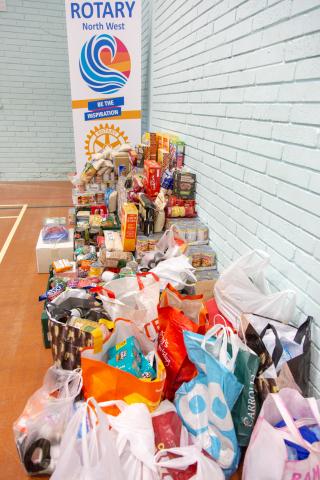Rotary Foodpack-86