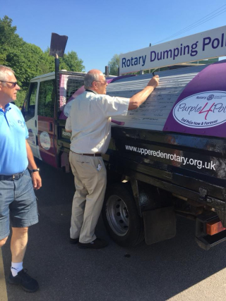 Rotary Dumping Polio