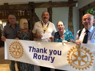 Congleton Rotary 1