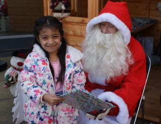 Eccles Santa