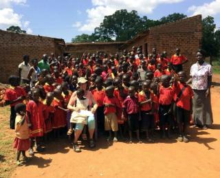Poynton - Uganda