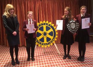 Youth Speaks Winners Tytherington 2019