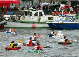 Rusden IOM World Tin Baths race 2