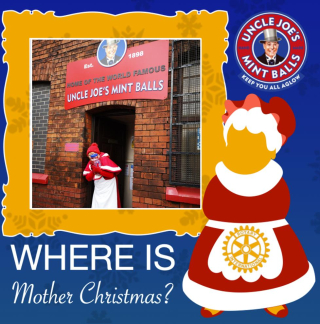 Wigan Mother Christmas